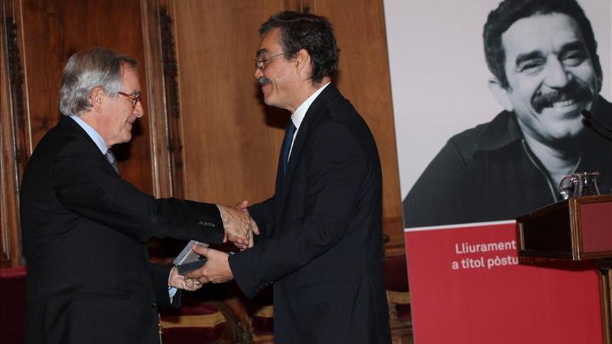 Barcelona entrega su Medalla de Oro a título póstumo a Gabriel García Márquez