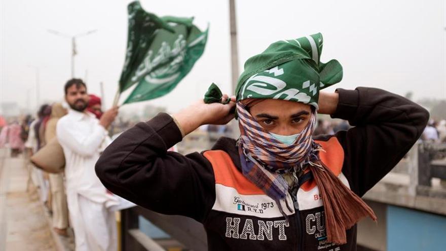 Ultimátum a los islamistas que bloquean Islamabad para que se marchen