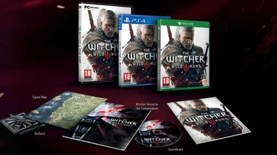 The Witcher 3 filtración DRL