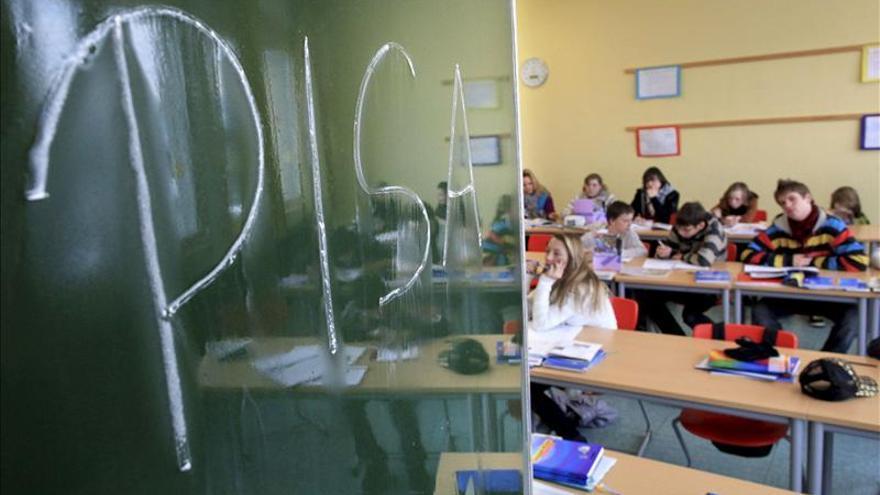 Hoy se conocen los resultados de los alumnos españoles en PISA 2012