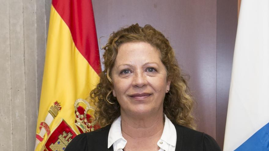 Beatriz Páez, directora del Área de Salud de La Palma.