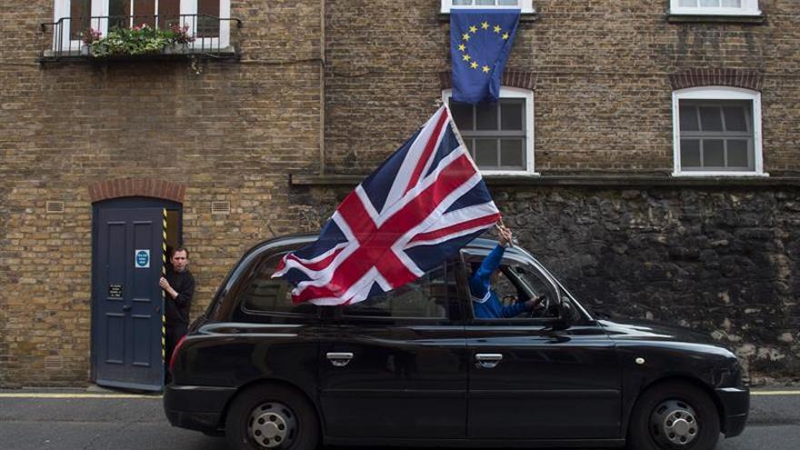 Más de 100.000 personas apoyan que Londres se independice y se una a la UE