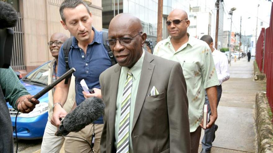 Un juez trinitense decidirá en enero si procede la apelación de Jack Warner