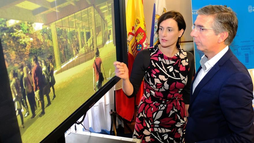 Santander destina 6 millones al centro cívico Castilla-Hermida, que estará en primavera de 2019