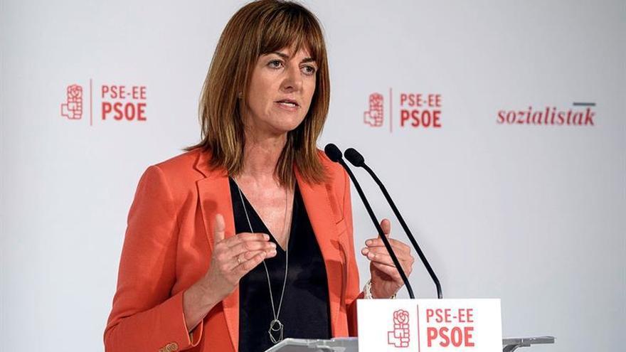 """Mendia pide """"firmeza"""" para no ayudar a la derecha a seguir gobernando"""