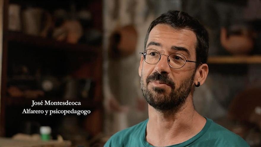 Fotograma del documental 'Laderas de miel'. (CA).