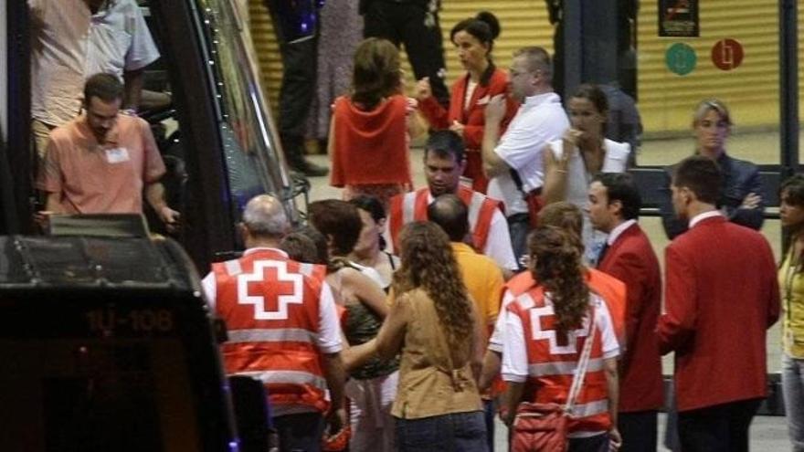 Un juez condena a Mapfre a pagar 54.000€ a los padres de una azafata por el accidente de Spanair