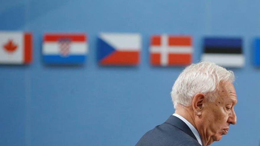 García-Margallo ve útil la visita de Rivera a Venezuela si apoya la reconciliación