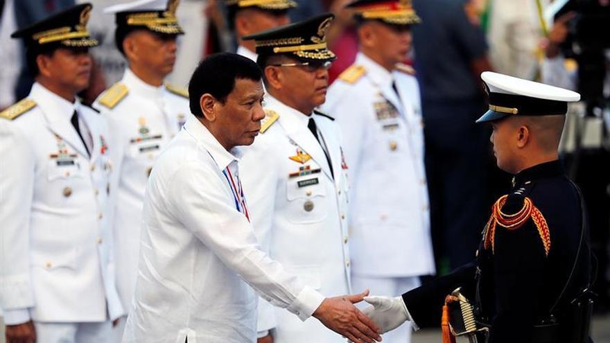 Duterte elogia la figura de José Rizal, el héroe filipino fusilado por España