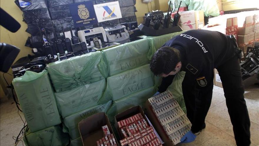 La CE propone que la UE se sume al pacto internacional contra el tráfico de tabaco
