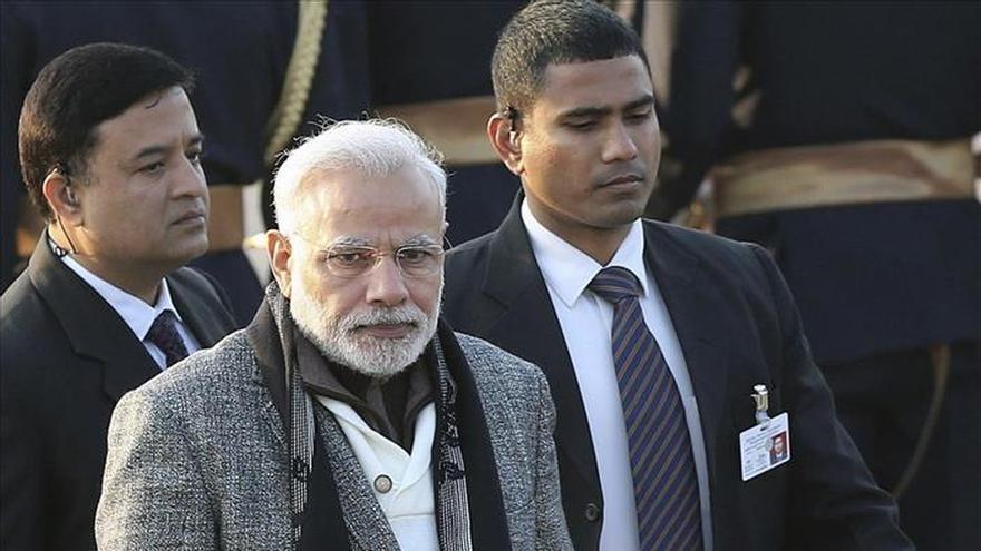 El partido de Modi formará gobierno en Cachemira en coalición con los regionalistas