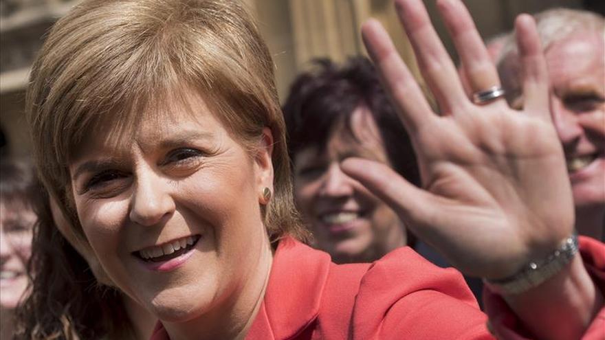 El apoyo a la independencia de Escocia aumenta hasta el 48 por ciento, según un sondeo