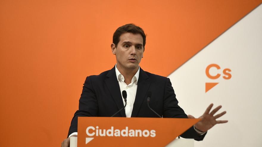 """Rivera pide no avalar las tesis de Zapatero con Venezuela, que """"dialoga con los que tiran a personas de un décimo piso"""""""