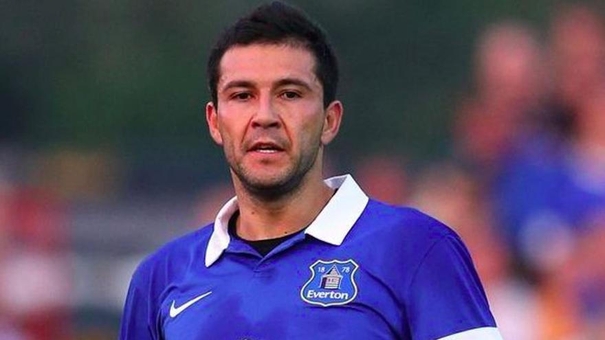 El central paraguayo Alcaraz llega a la UD procedente del Everton