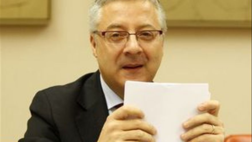 José Blanco, ministro de Fomento. (EP)