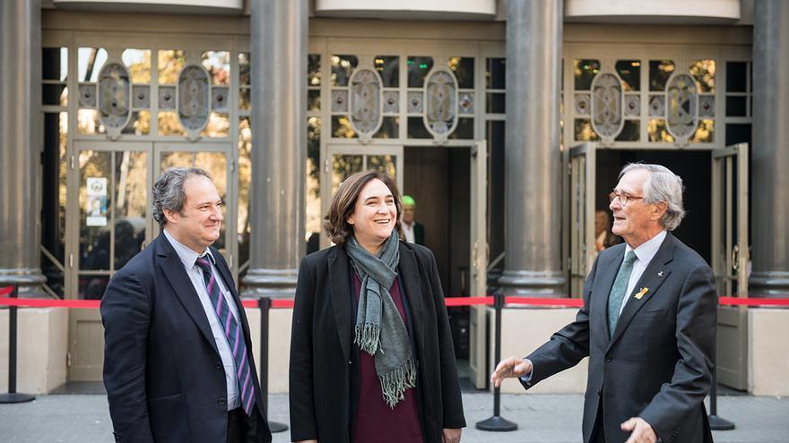 Los últimos tres alcaldes de Barcelona piden que la Agencia Europea del Medicamento se instale en la ciudad