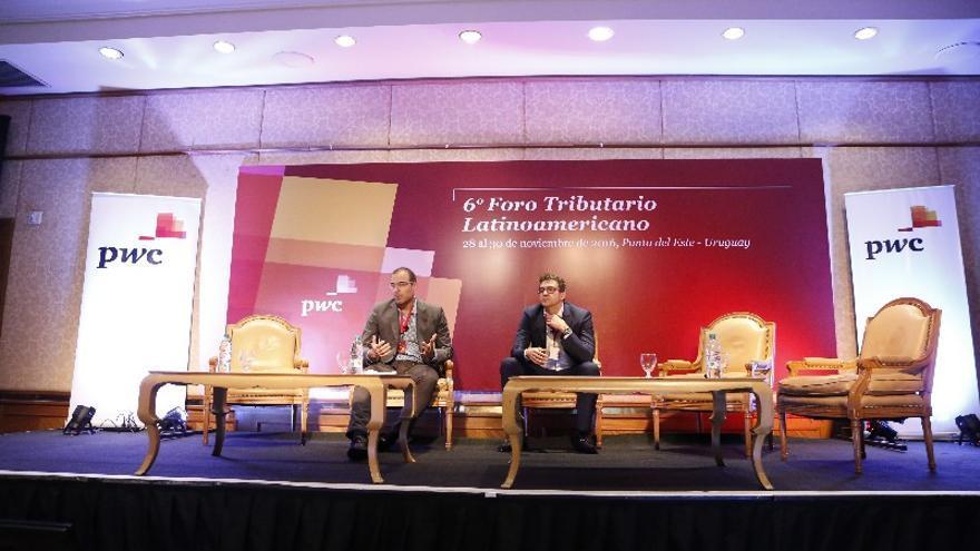 Foro Tributario Latinoamericano organizado en Uruguay por la consultora PriceWaterhouseCoopers.