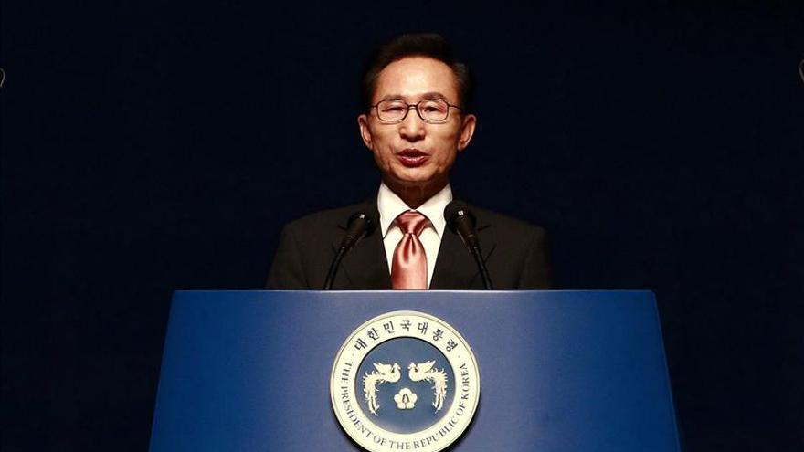 El presidente surcoreano pide mantener la alerta ante la prueba nuclear del Norte