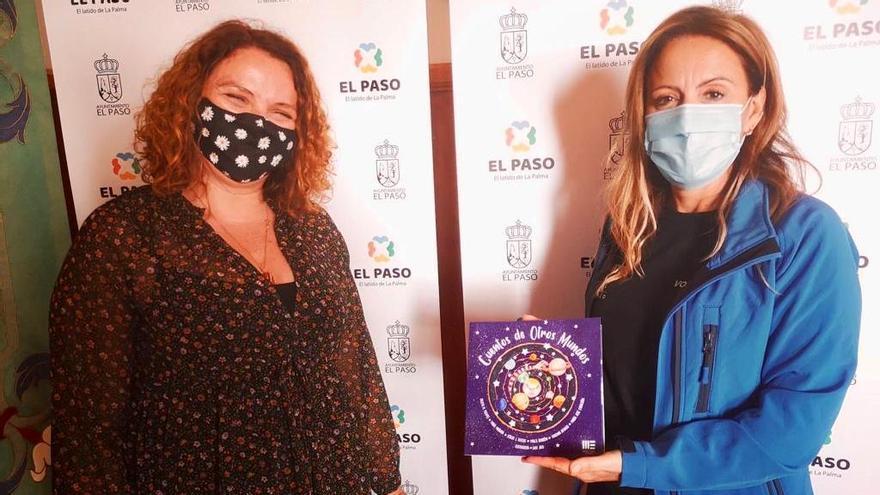 El Paso lucha contra la xenofobia  con el encuentro escolar 'Cuentos de otros mundos' de Julieta Marín