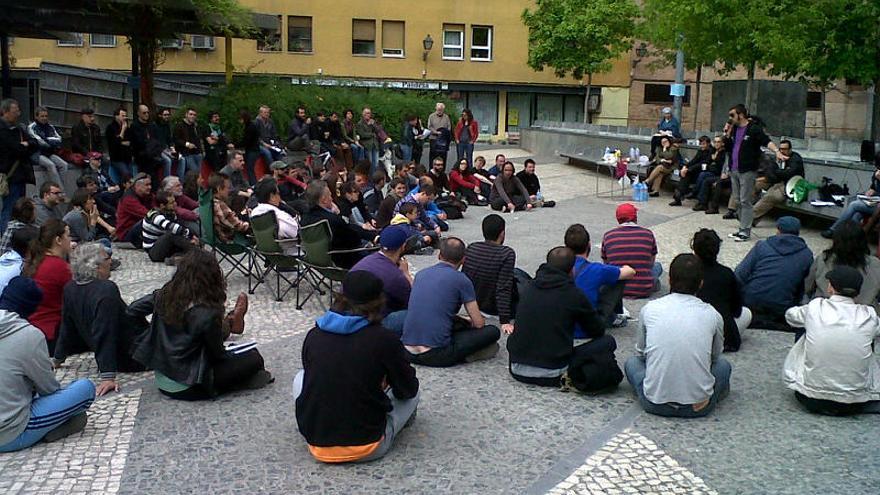 Asamblea Popular del Barrio de Lavapiés - foto: FOTOPIES