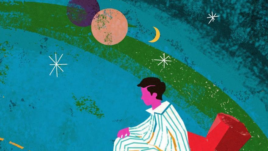 La ilustración que celebraba los 25 años de la revista fue realizada por la artista Eva Vázquez
