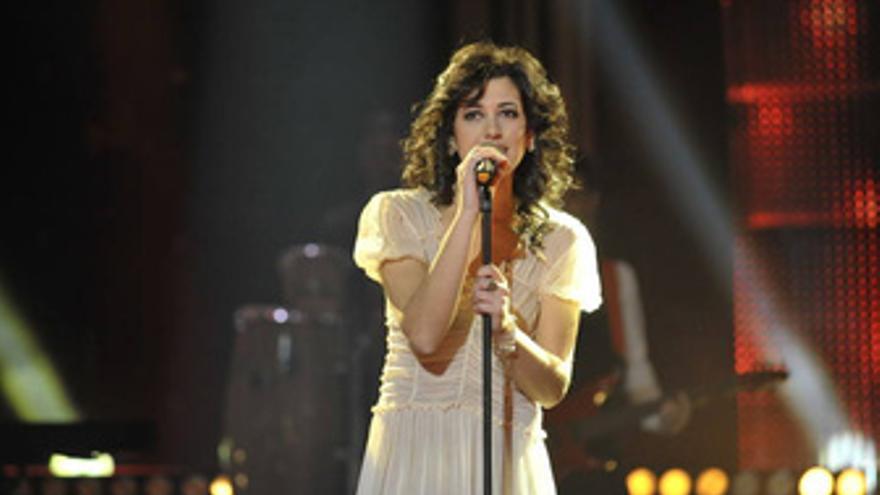 Lucía Pérez representará a España en Eurovisión. (EUROPA PRESS)
