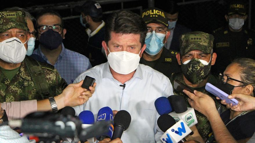 Abatidos cinco miembros del Clan del Golfo en combates con el Ejército colombiano