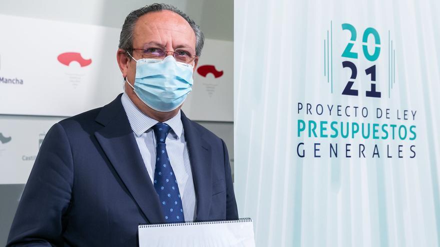 """Presupuestos 2021 de Castilla-La Mancha: Sanidad será el mayor gasto previsto con una """"inyección"""" de 674 millones de euros por la pandemia"""