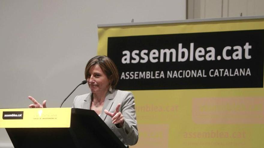 """La ANC insta a Rajoy a demostrar su """"amor por Cataluña"""" permitiendo la consulta"""