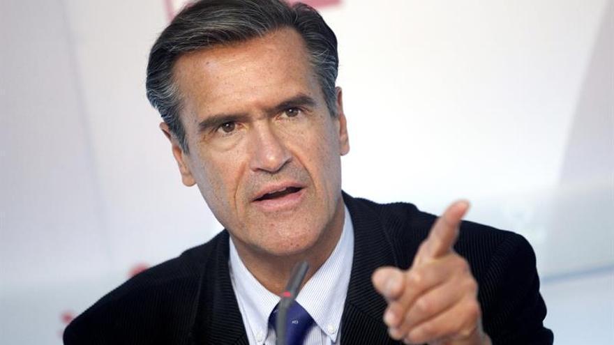 El eurodiputado socialista Juan Fernando López Aguilar. EFE/Cristóbal García