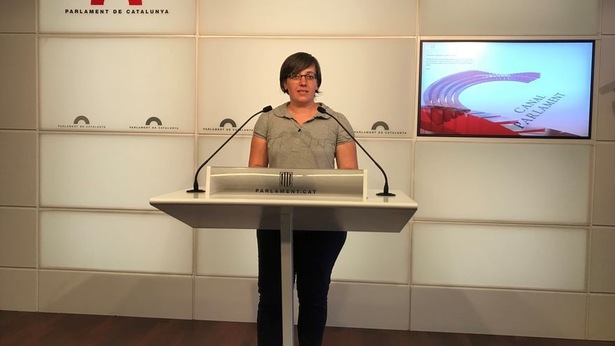 """La CUP dice que la independencia se proclamará """"en los próximos días"""" y llama a los 'comuns' a sumarse"""