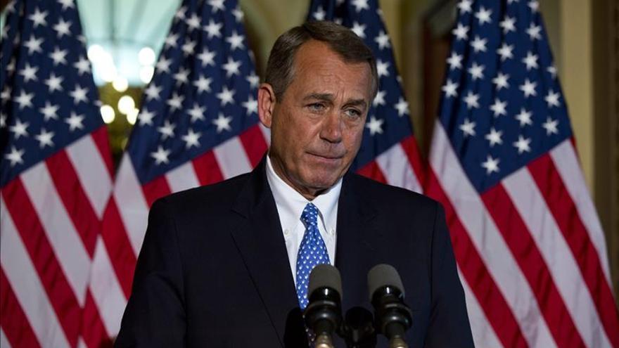 Líder republicano pide a Obama un giro radical contra el EI tras la caída de Ramadi