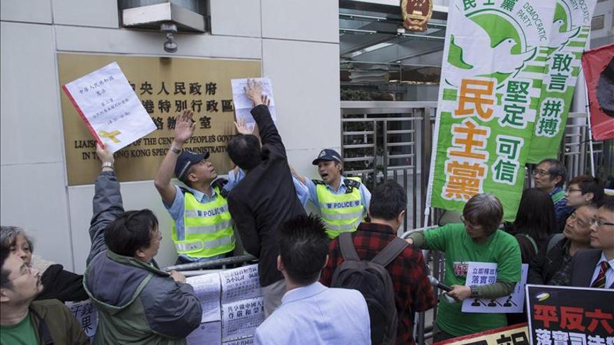 China mantiene la represión contra disidentes y la corrupción se extiende