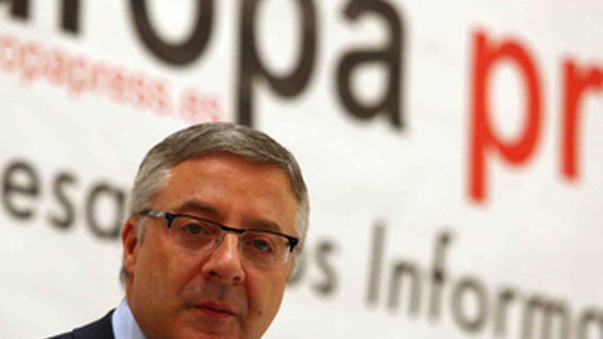 Ministro de Fomento y Vicesecretario General del PSOE, José Blanco