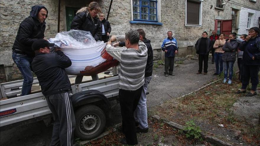 La ONU acusa a los separatistas ucranianos de crímenes contra la Humanidad