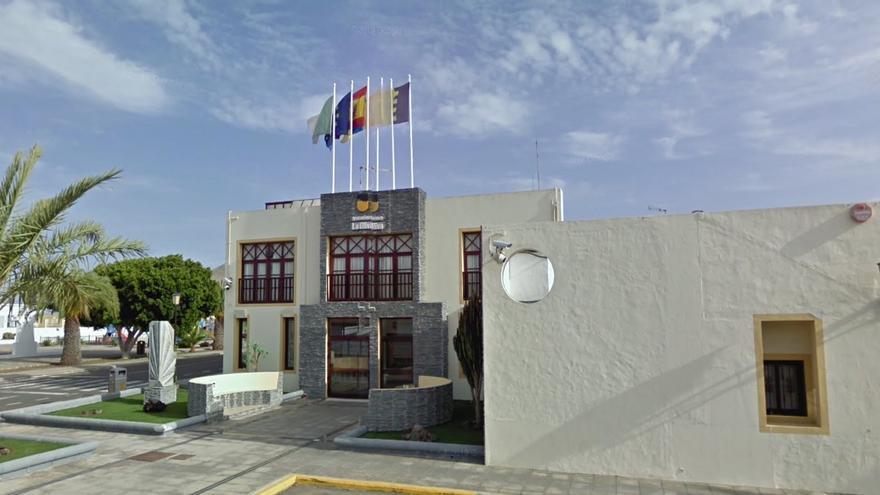 Ayuntamiento de La Oliva (Fuerteventura).