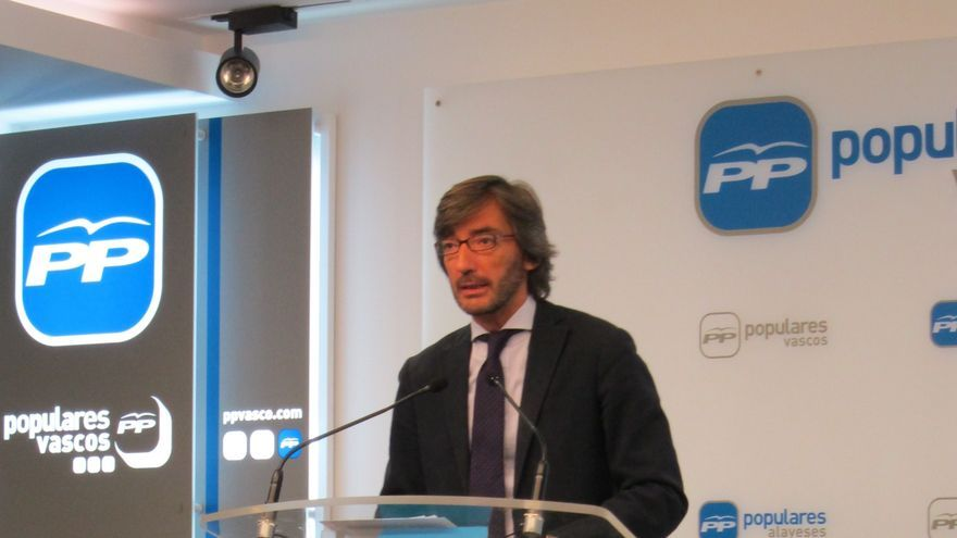 PP vasco celebrará el 7, 8 y 9 de marzo en San Sebastián un Congreso extraordinario asambleario para ratificar a Quiroga