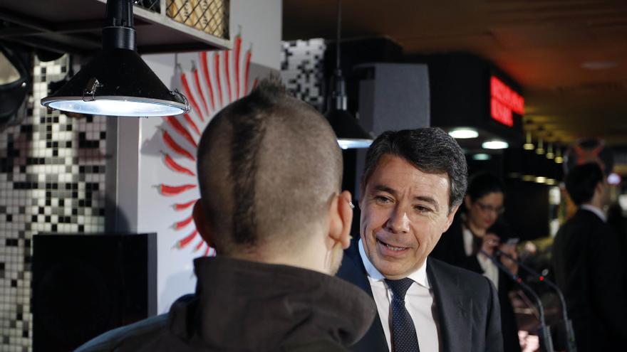 """González dice que """"en ningún caso"""" Madrid puede recibir menos financiación por habitante que la media de los españoles"""