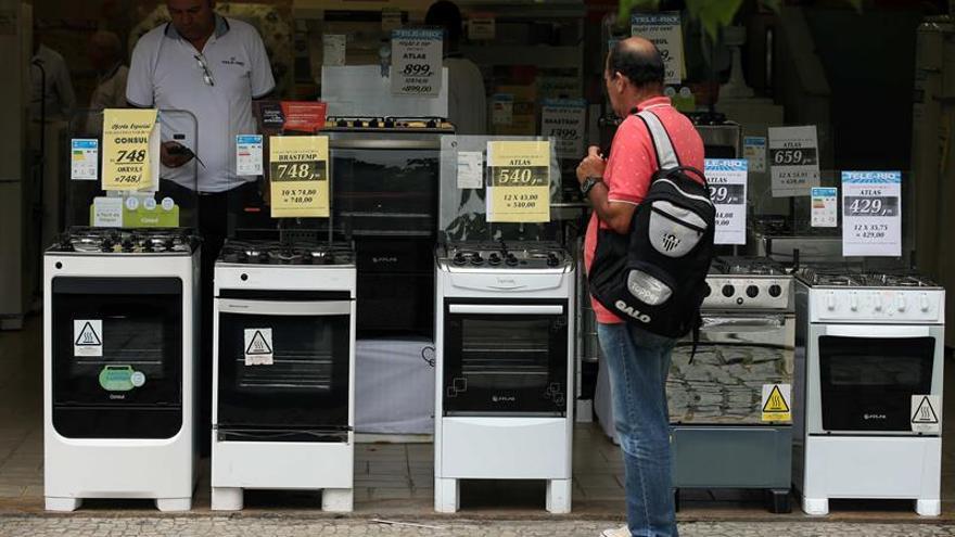 La inflación de Brasil en noviembre fue la menor para ese mes en 18 años