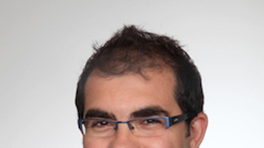 Andrés Parrado, nuevo secretario general del PP de Sevilla