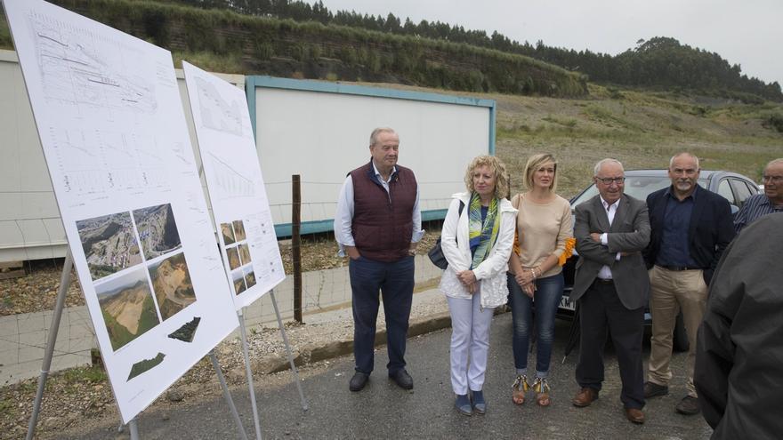 Comienza la segunda fase de regeneración del Alto del Cuco, que costará 1,9 millones