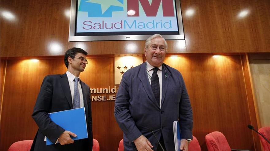 Javier Maldonado toma hoy posesión como nuevo consejero de Sanidad de Madrid