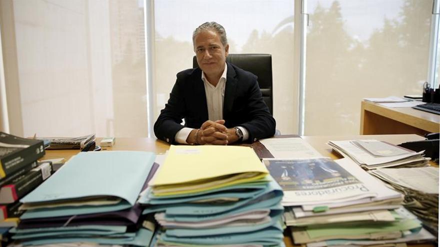 """Los jueces reclaman más inversión y no descartan la huelga """"hartos de esperar"""""""