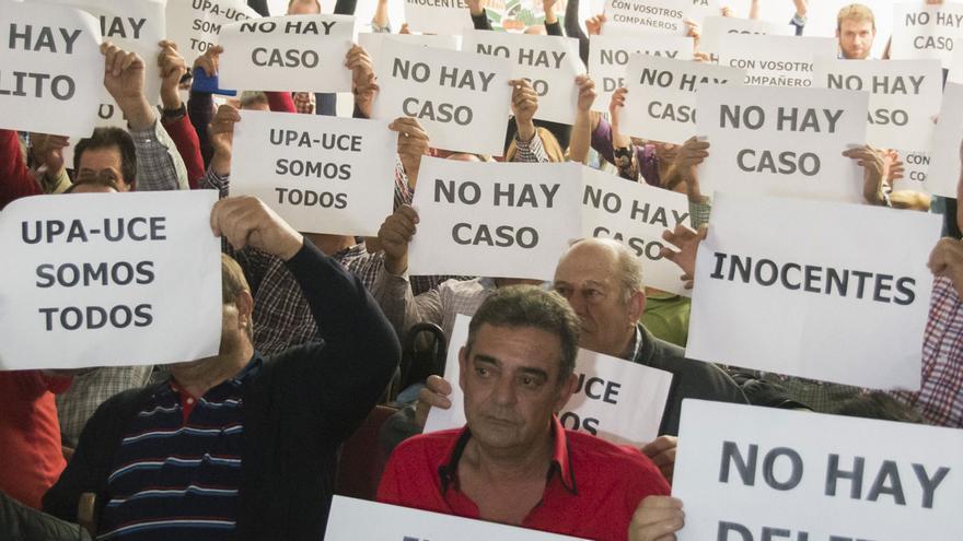 UPA-UCE Extremadura Asamblea
