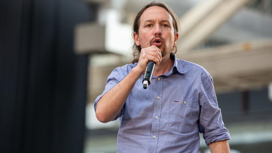 """Iglesias critica que """"las cloacas eran una máquina de mentir"""""""