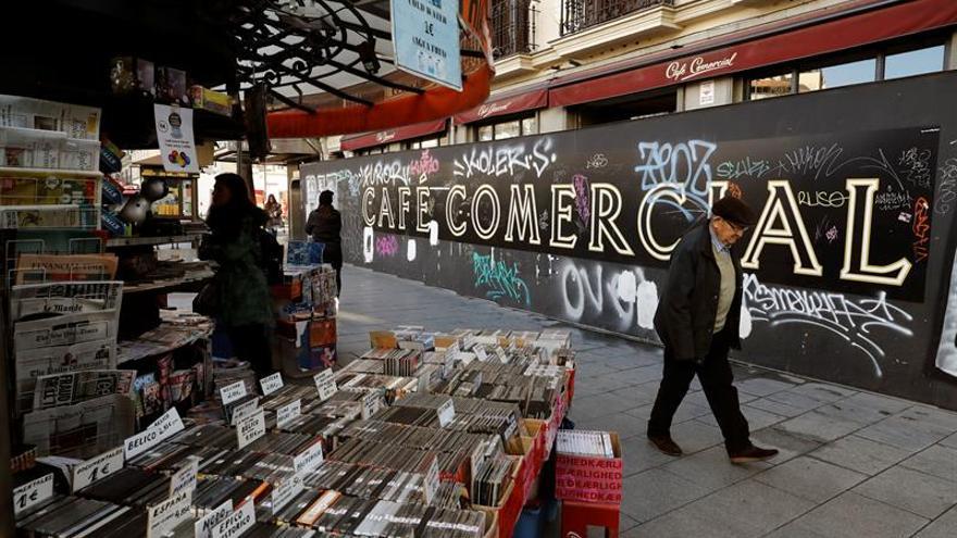 El Café Comercial no reabrirá mañana en Madrid como tenía previsto