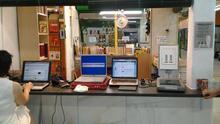Tienda Softwarealpeso en el Mercado de San Fernando de Madrid
