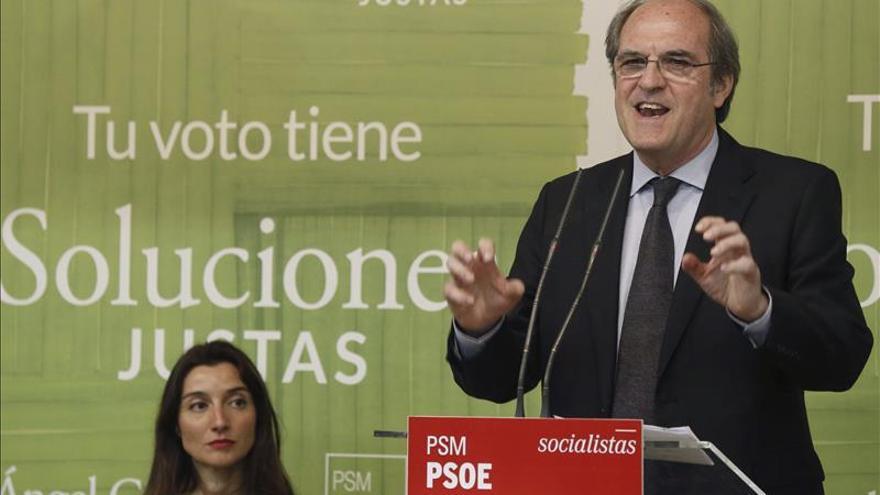 """Gabilondo dice que """"mañana hay mucho que reflexionar y mucho que elegir"""""""