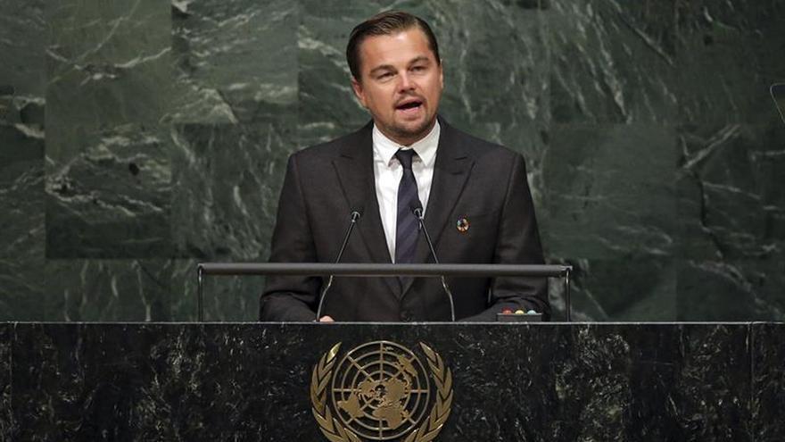 Leonardo DiCaprio y Google lanzan un mapa virtual de la pesca comercial en mundo