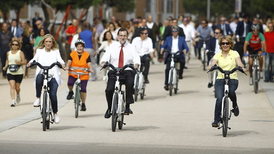 """Cifuentes: """"Detrás de un ciclista siempre hay un equipo, que está permitiéndole que consiga el triunfo"""""""